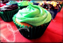 My homemade cupcakes