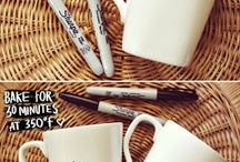 DIY Gifts for Coffee Lovers / Do you have a coffee lover in your life? Here are some great coffee creations you can make yourself!