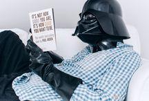 Vida cotidiana Darth Vader