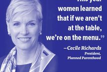 Kickass Feminists / Acknowledging kickass people who are integral to the Feminist movement.