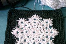 Blankets / crochetet blankets