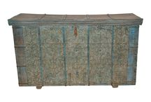 Antique Chests and Trunks