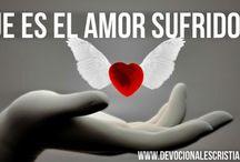 Que Es El Amor Sufrido