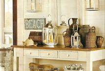Beach decor / by Beth Seevers