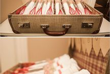 Bridal and Baby Showers! / by Stacy Hardin