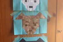 1_Patchwork_Paper piecing_ANIMALI