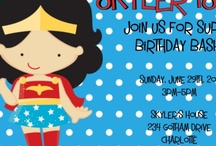 Reese 4th Birthday party ideas