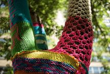 Yarn Bombing / by Kathy Living