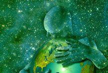 Gaia Earth Love