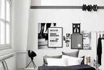 black, white & grey stuff