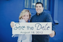 Wedding Sign Ideas / by Our Hobby To Your Home & Wedding