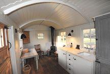 Shepherds huts