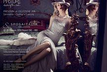 Pastore Couture / Si Sposaitalia Collezioni / Pastore Presenta la collezione Couture - Cerimonia - Cocktail e Evening 2016 - Si Sposaitalia Collezioni