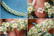 KORALKY - Kvetinove naramky atd.