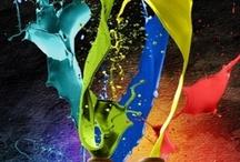 colors / by Carol Midori