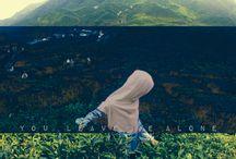 Muslimah / #muslimah #hijab #nature #teafarm