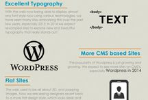 Web Design / by Word Art World