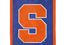Syracuse University Flags
