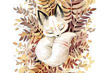 Paintings / Cute pretty paintings