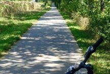 Balatoni kerékpározás / Cycling at Lake Balaton