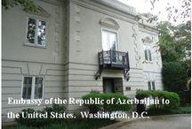 Azerbaijani Embassies, Consulates and Community Organizations in USA and Canada / Azerbaijani Embassies, Consulates and Community Organizations in USA and Canada