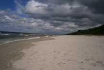 plaża / nad Zatoką Gdańską