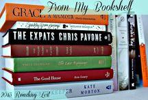 BOOKS / by Erin Carroll @ Blue-Eyed Bride