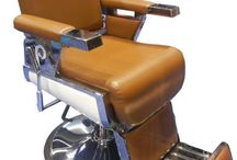 Barber chairs : Still an essentialpart of Salon / Barber chairs are used for various treatments such as hair styling, hair cutting, threading and facial.