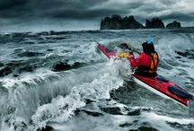 paddling / by njord sea kayak adventures