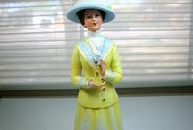 AVON Mrs. Albee Award Figurines / by Michelle's Beauty Buzz and More