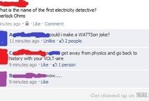 watts so funny?