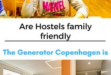 Hotel and Hostel Reviews
