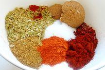 spices mixes