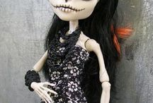 doll repainting