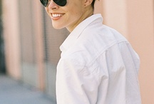 White Shirt / by Joanna Morgan Designs