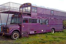 converted bus stuff