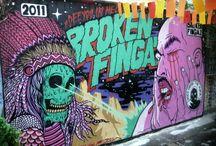 Berlin / #vegan eats, street art and Berlin's green side   #veganes Essen, Street Art und die grüne Seite Berlin