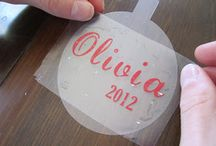 Ornament ideas / by Melissa Carrie Hooper