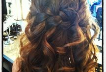 Hair Styles and Accessories / Hair styles and accessories to design a new style
