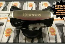Kitchen / Kitchen Ideas, tools and appliances to make cooking easy