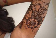 Tatuaj Mandala