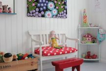 Little Girl's Room / by Sunny Owczarzak-Jasinski