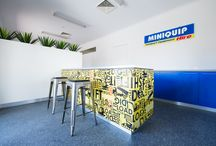 S28 PROJECT - Miniquip / STATE28 is proud to showcase this amazing commercial office fit-out