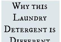 DIY Laundry | DIY wassen / Detergent | Fabric softner | Oxiclean | Waspoeder | Wasverzachter | Vloeibaar wasmiddel