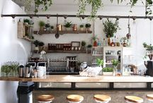 FAF Cafe / Cafe design, Food&coffee, etc