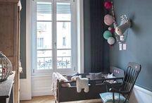 kid's bedroom / chambre d'enfant