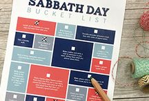 The Sabbath is a delight!