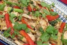 Thai food / My favourite thai recipes