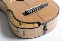 nylon string guitar / Guitars om van te smullen