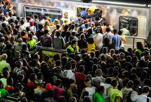Transporte Alternativo / Nesse painel, mostraremos problemas relacionados ao transporte público, procuraremos maneiras de soluciona-los.